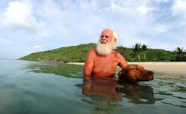Легкий способ стать Робинзоном: один на острове