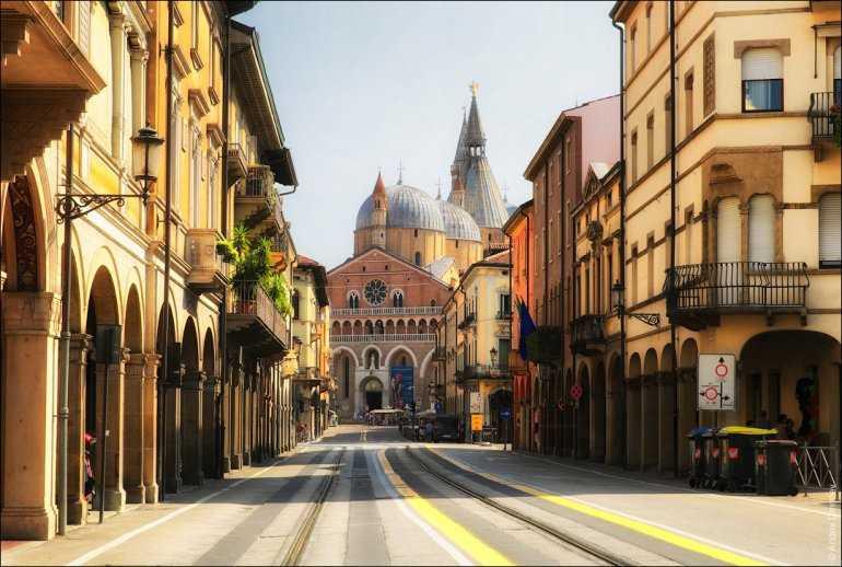 Перейти к записи Фантастическая красота города Падуя