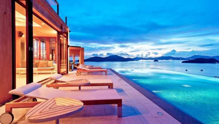 Роскошный отель в Пхукете – открой для себя 1000 градусов удовольствия