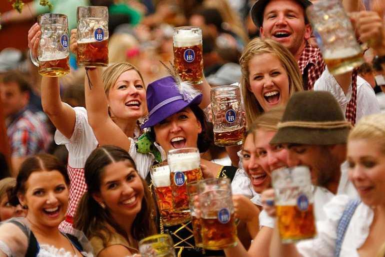 Праздник пива: Октоберфест