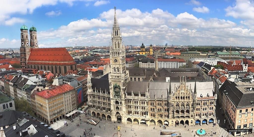 Воспоминания об осеннем Мюнхене