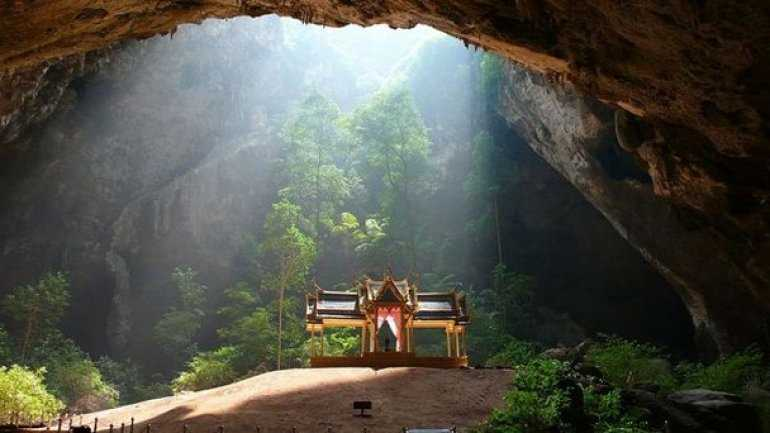 Достопримечательности Хуа Хина Национальный парк Sam Roi Yot Сам Рой Йот