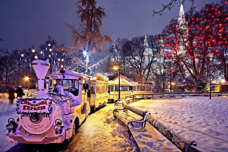 Где отметить Новый год в Вене