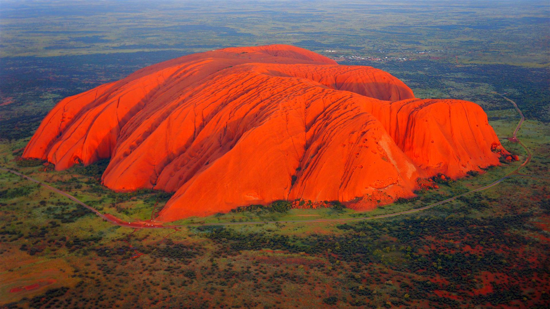 Улуру — Священные места или ориентир в Австралии