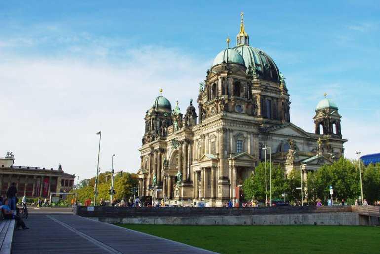 Берлинский кафедральный собор Замысел и история строительства