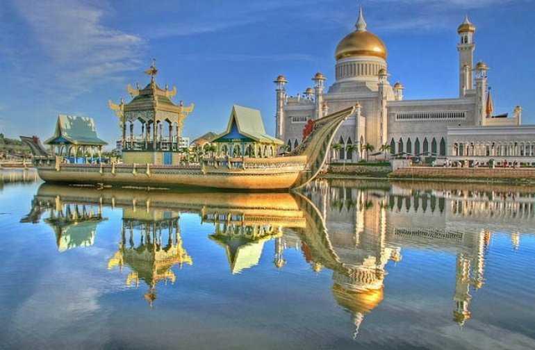 А каким вы себе представляете Бруней?