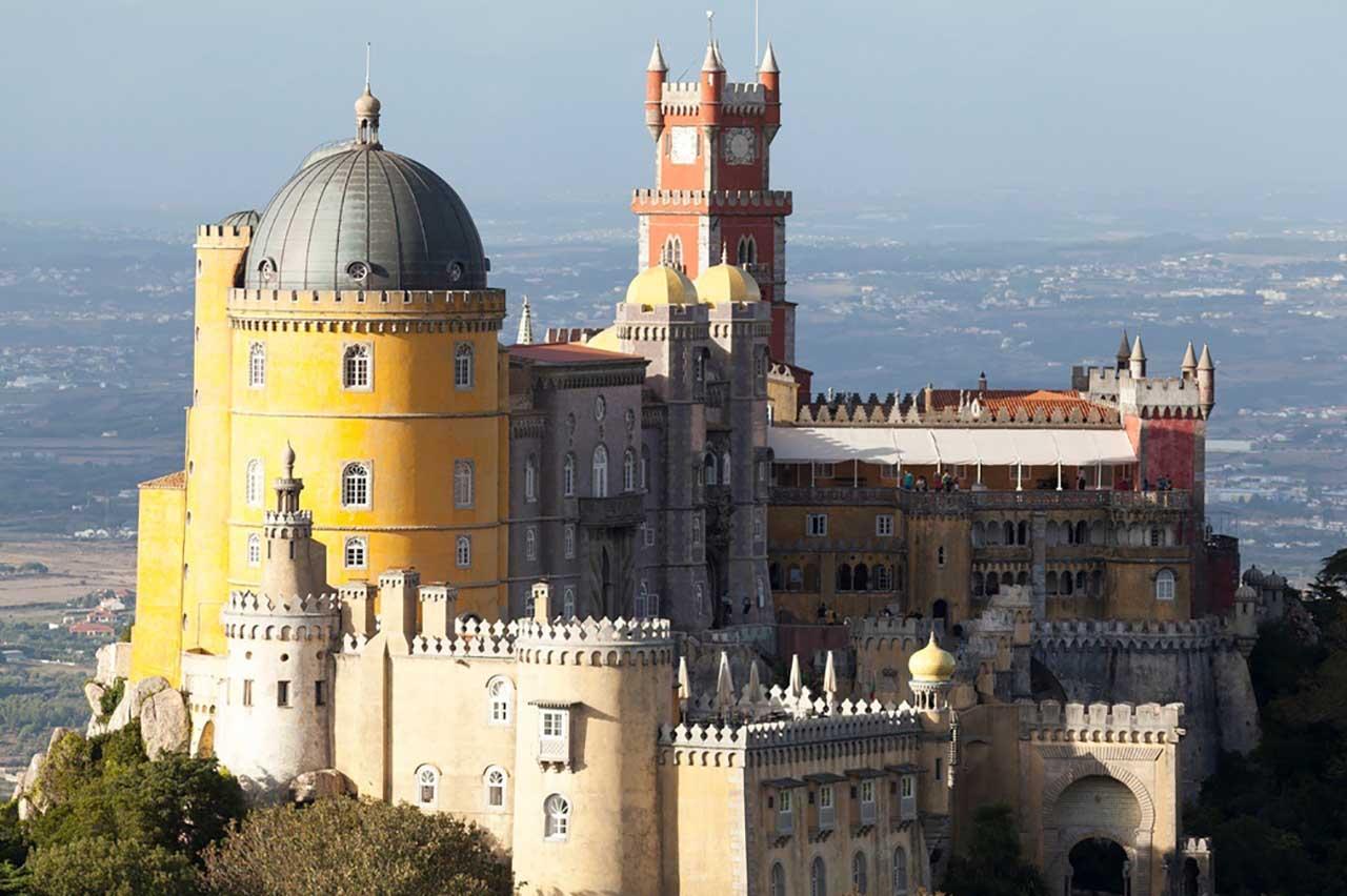 Секреты главной Португальской достопримечательности - Дворца Пена