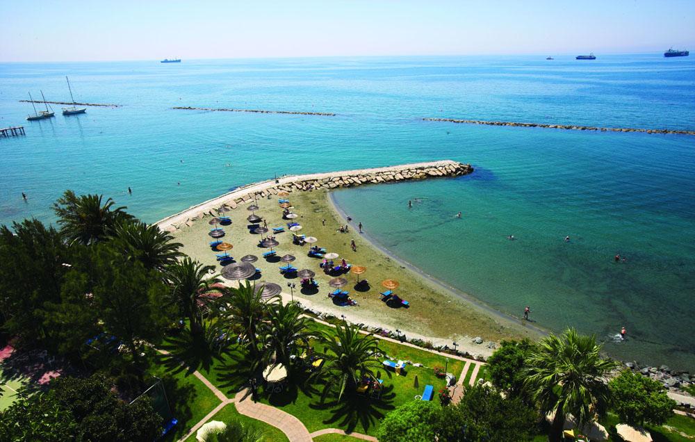 Отдых в отеле класса люкс в Лимассоле Кипр