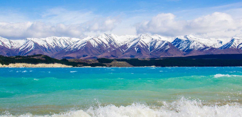 Альпийский рай Новой Зеландии