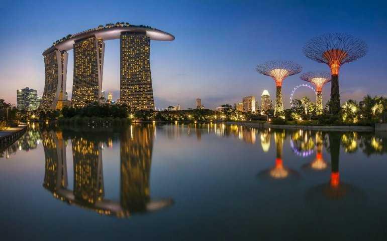 Сингапур - Азиатский Вавилон