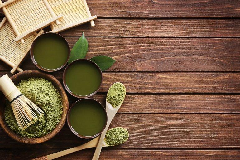 Чай для здоровья и красоты