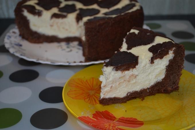 Торт Буренка