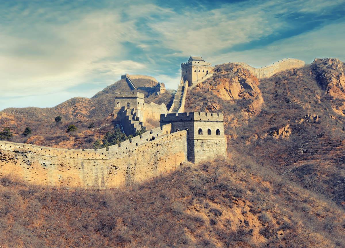 Что стало с Великой Стеной