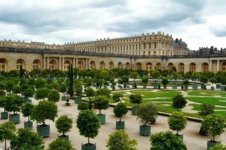 Легендарный Версаль - дом короля-солнца