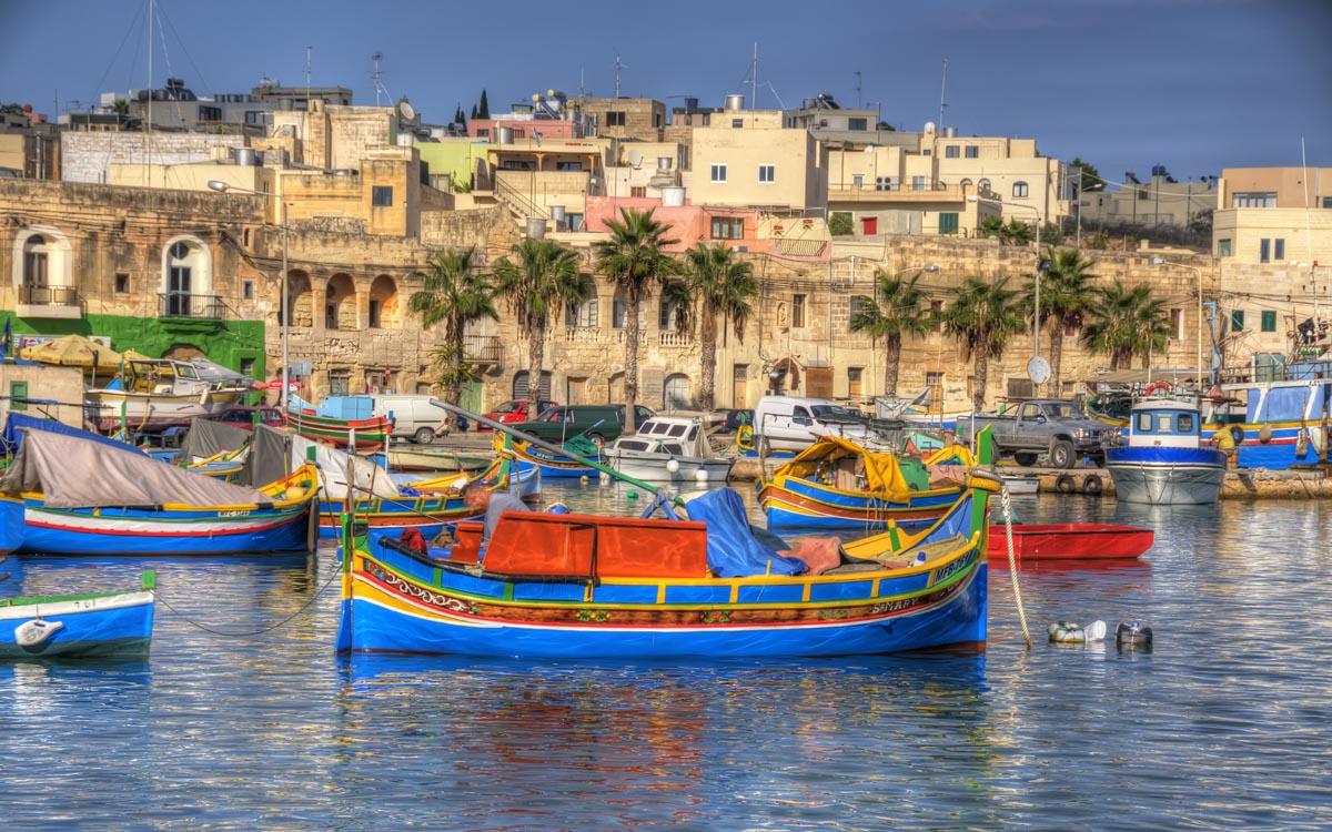 Мальта – рай в Средиземном море.