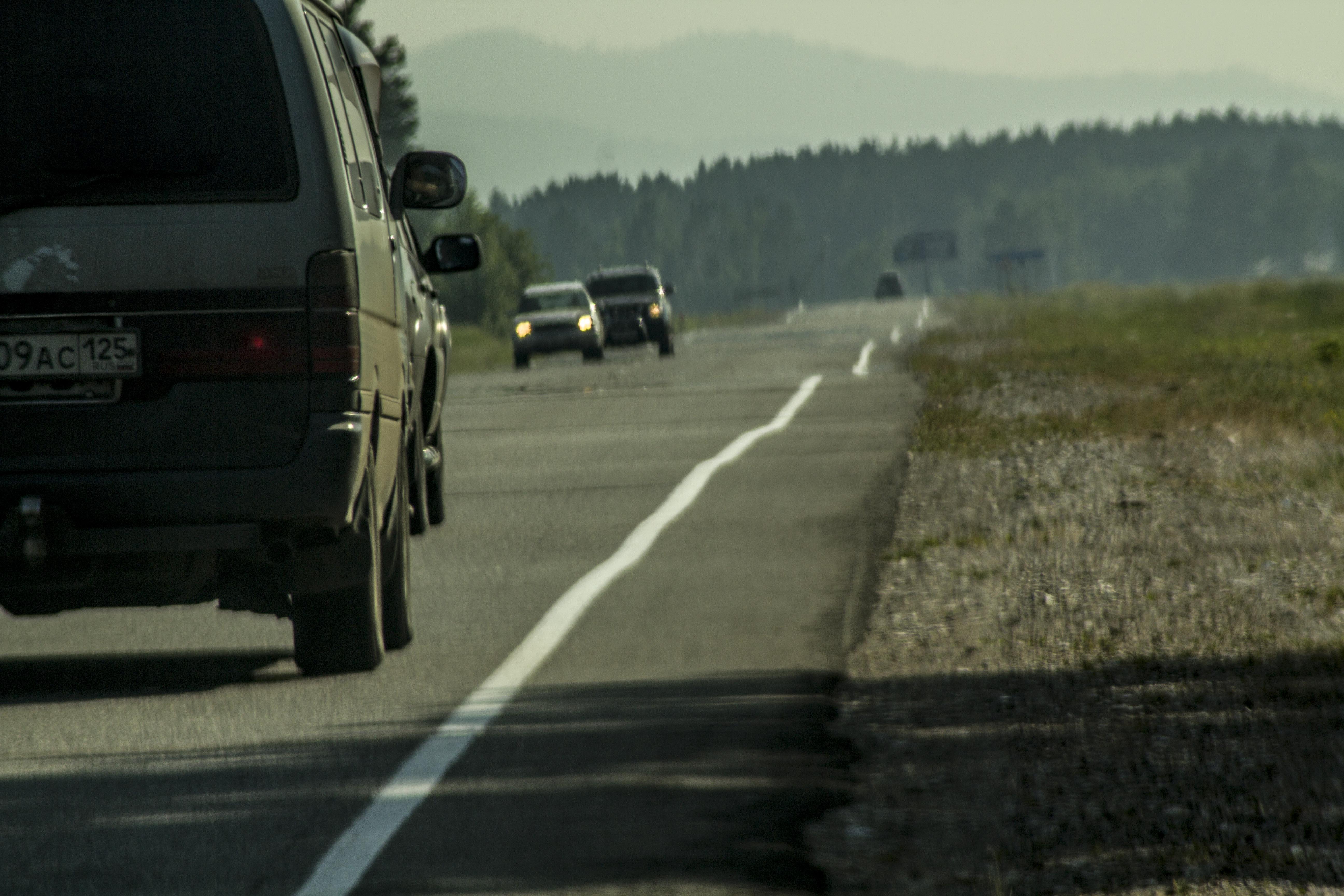 Дорога манит идущего. Счаслив тот кто понимает, что дорога важнее точки назначения.