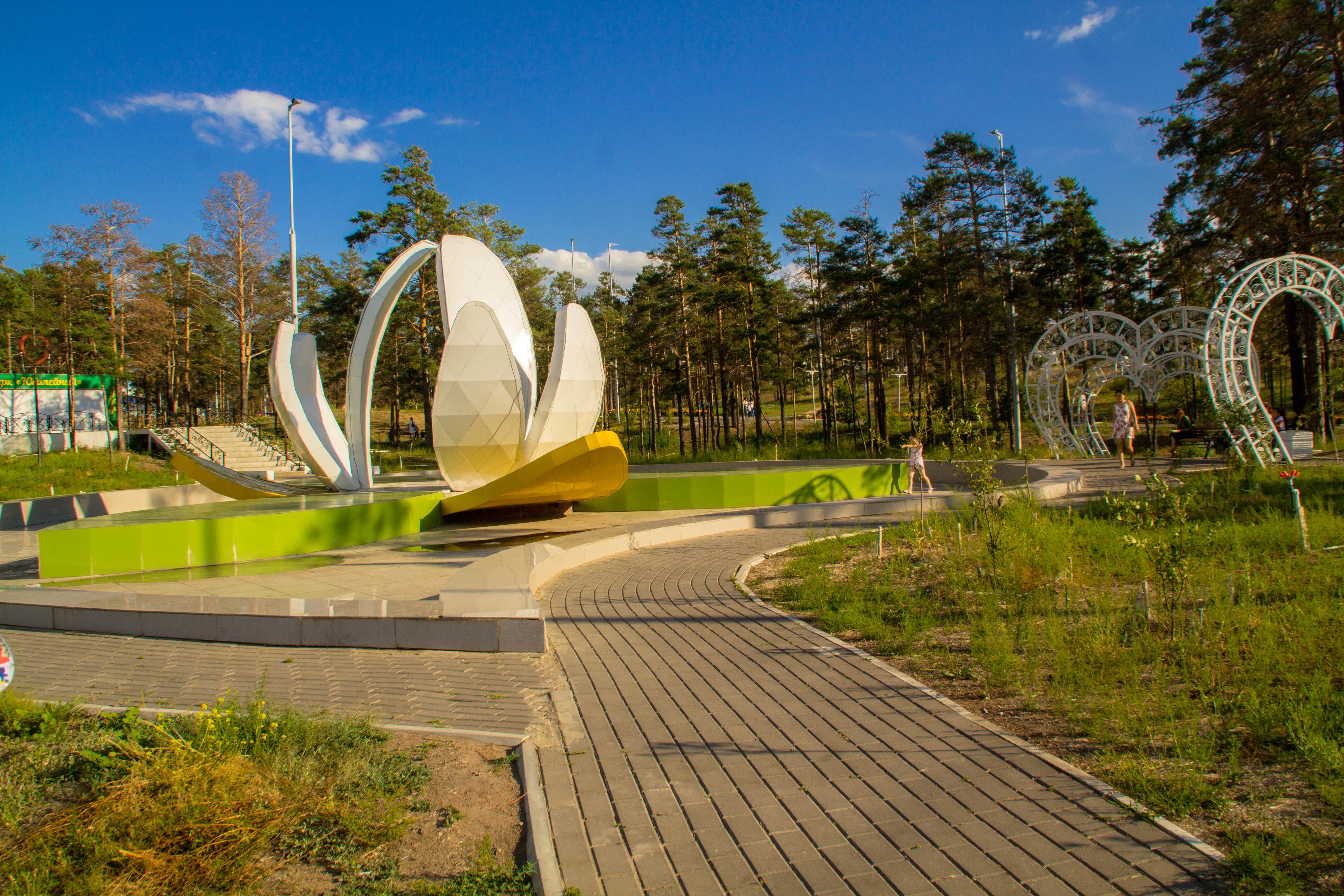 Грин Парк. Улан-Уде