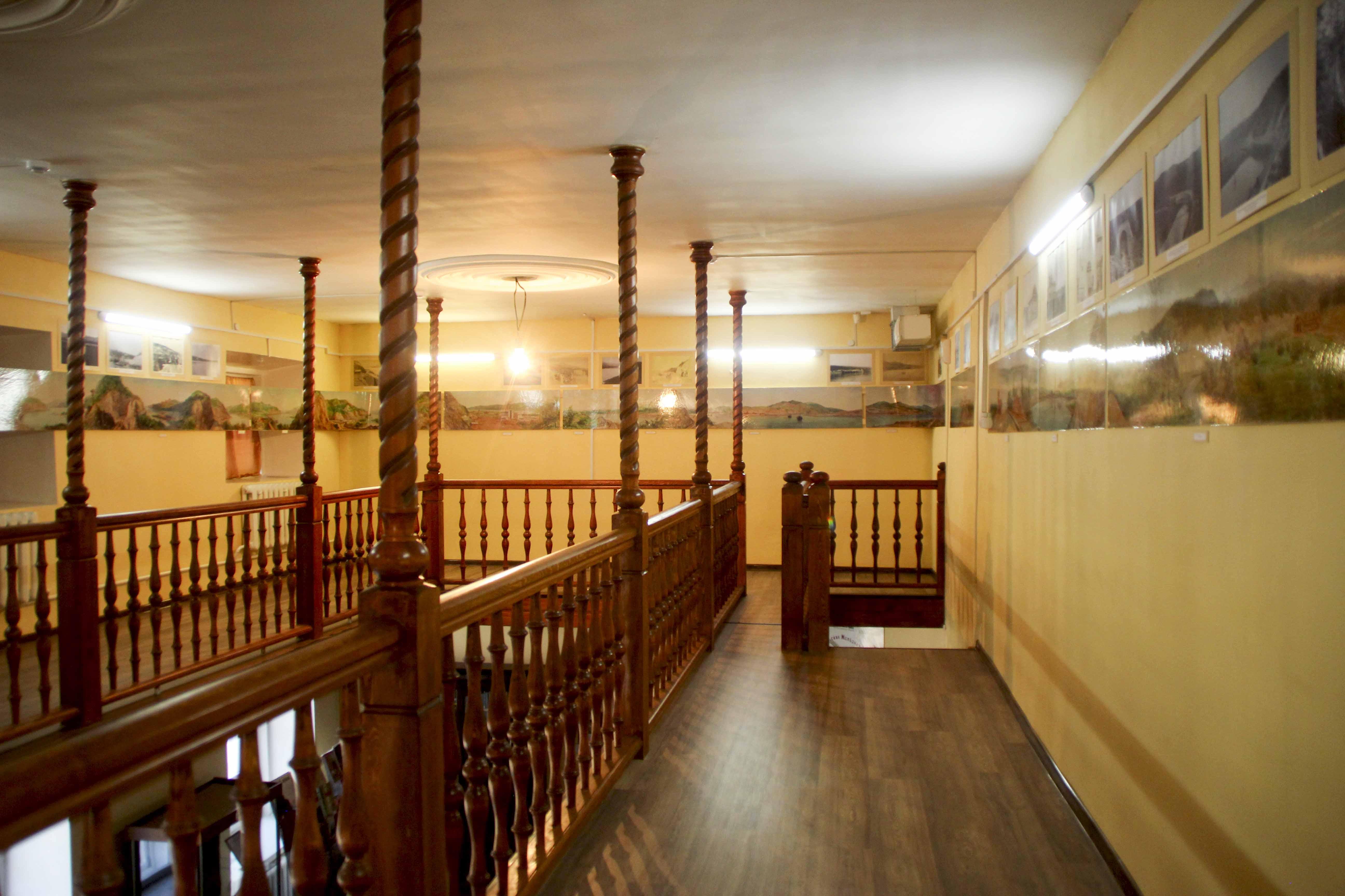 Библиотека Бутинского дворца