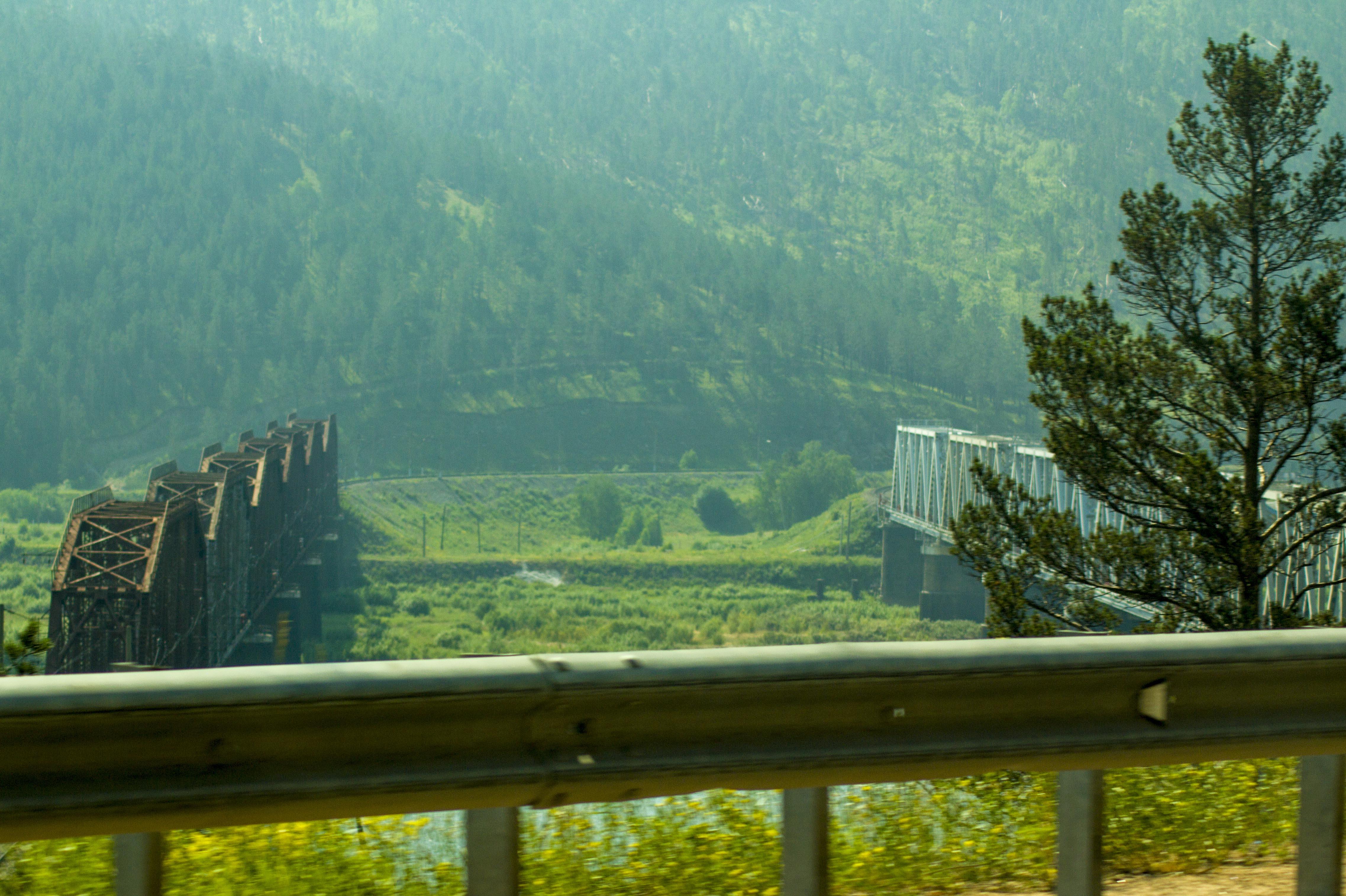 Кругбайкальская железная дорога