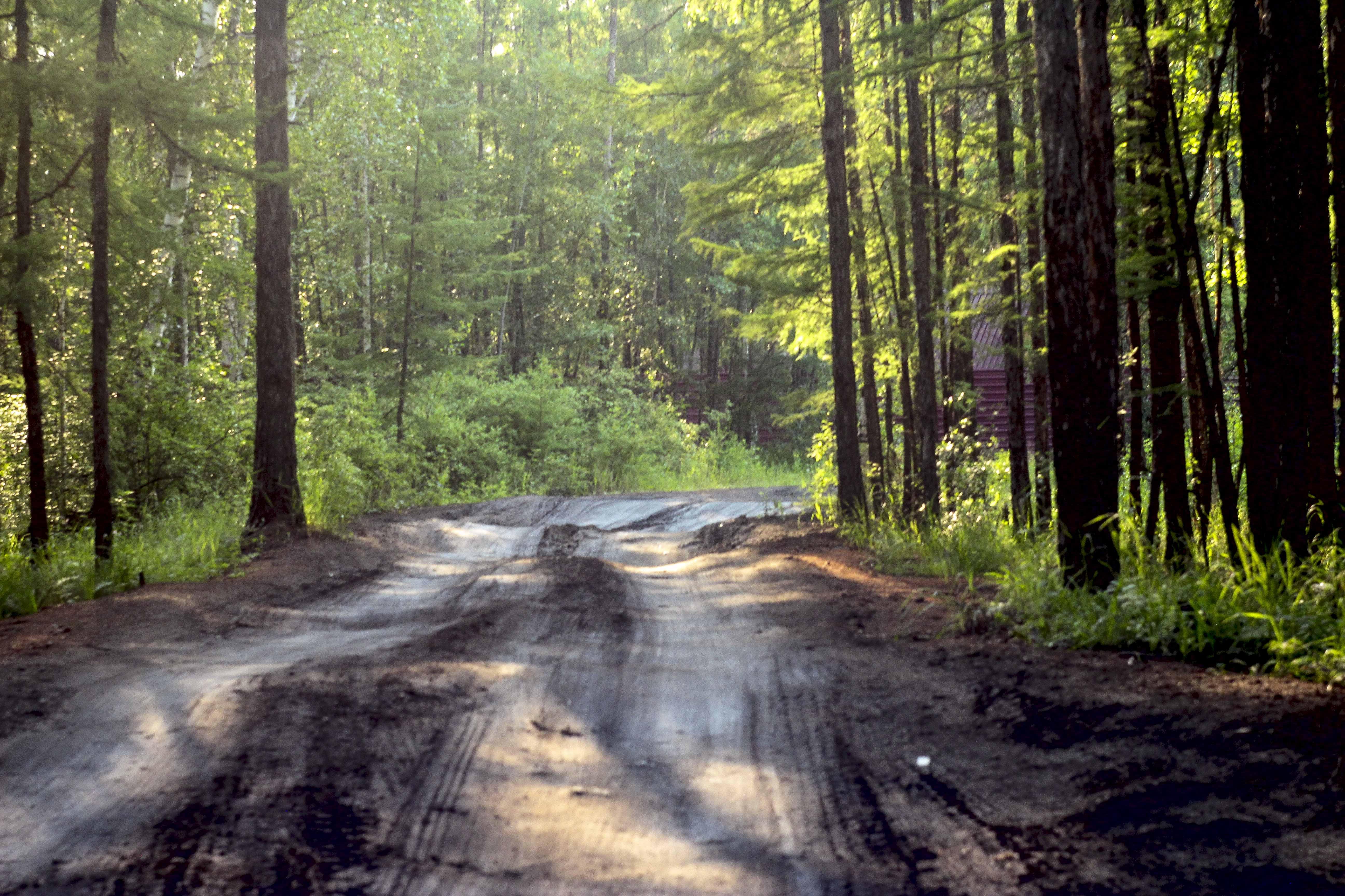 Иногда дорога - это больше направление, чем ровная поверхность