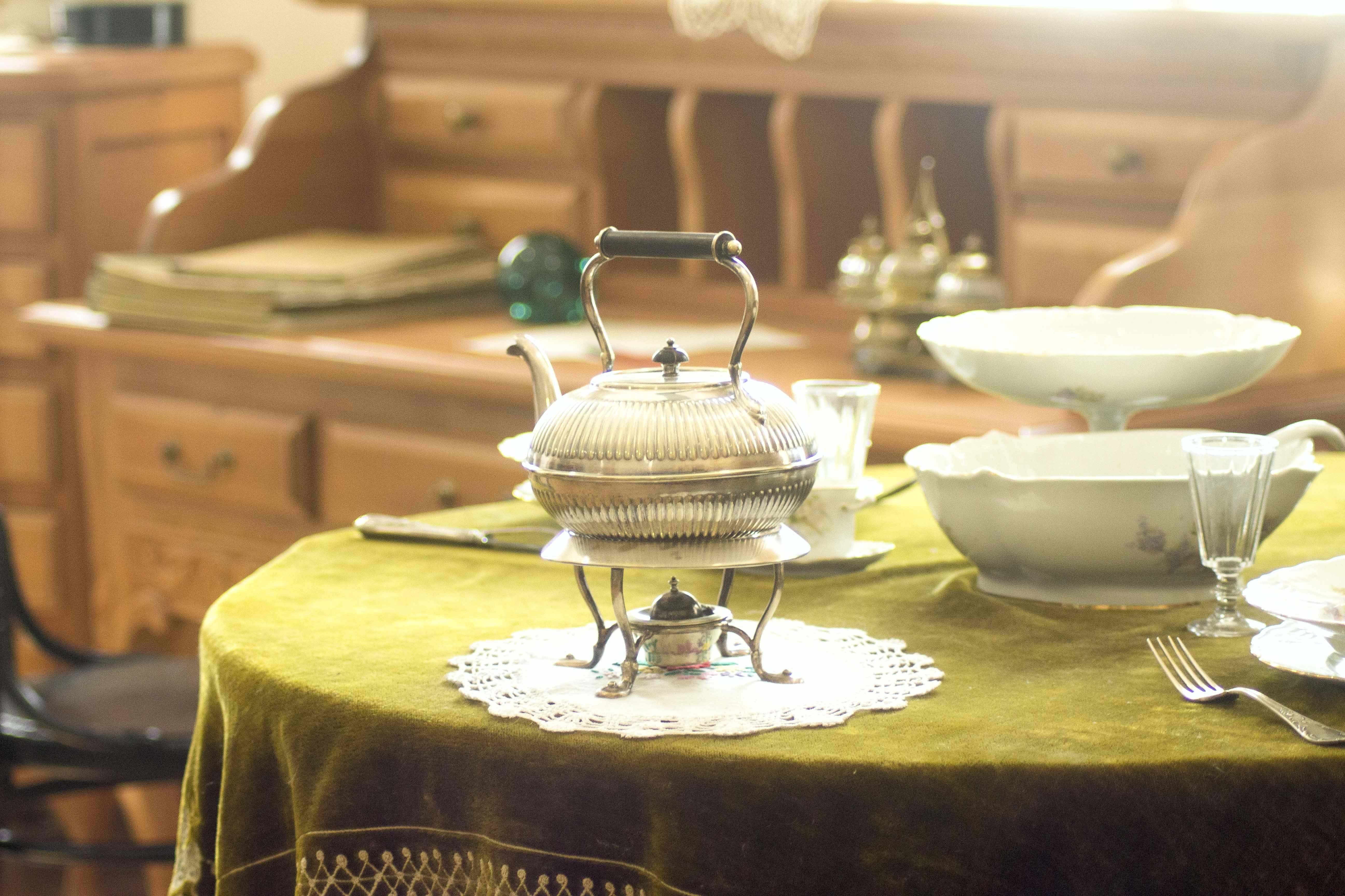 Музейная посуда