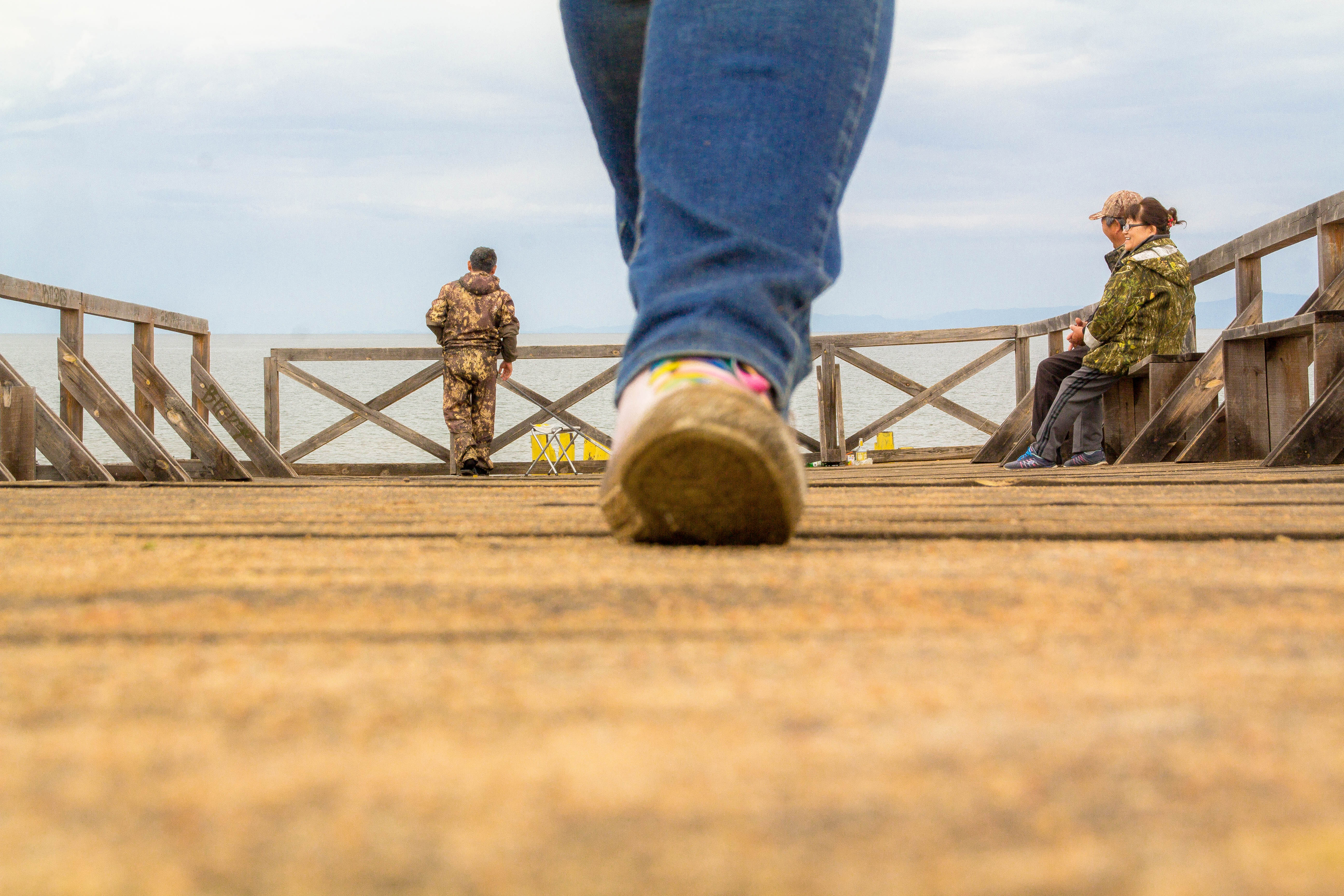 Сколько в мире дорог? Это число для каждого свое - оно равно количеству шагов котрые сделали ваши ноги.